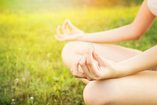 Heal solar plexus chakra pain with this loving meditation.